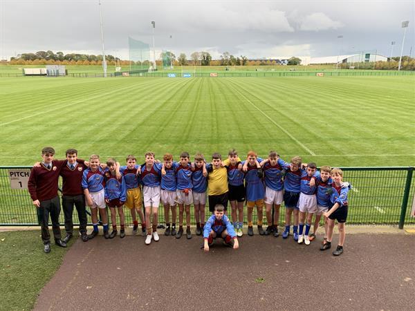 1st Year Gaelic Football Blitz