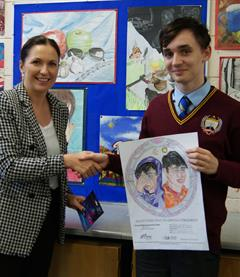 Draw your way to Wellbeing Art Competition