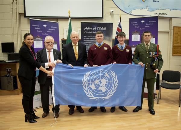 United Nations presentation