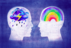 Change your self-talk, lower your anxiety, and improve your moods