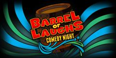 A Barrel of Laughs - Auditions for all students