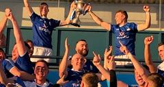 Naomh Fionnbarra win the double in dramatic style