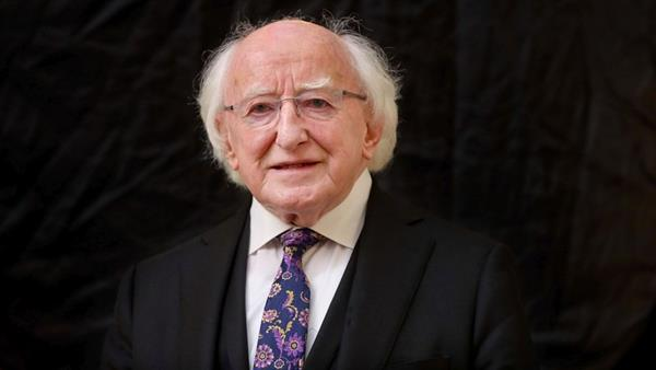 Message from President Higgins for post-primary students