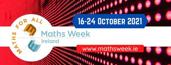 Maths Week 16 - 24 October 2021