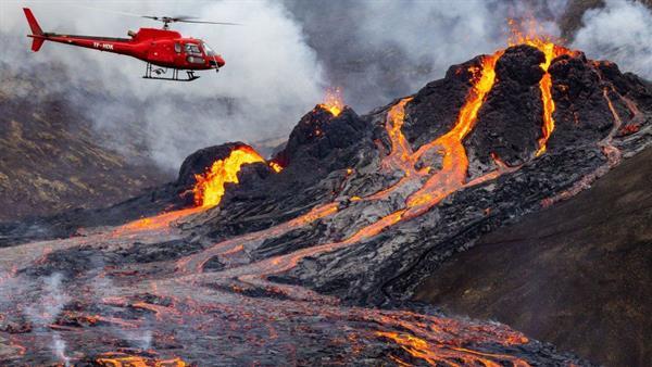 Fagradalsfjall Eruption - Iceland